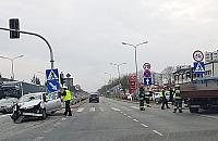 """Niebezpieczna awaria �wiate� na Warszawskiej. """"Gdzie jest policja?"""""""