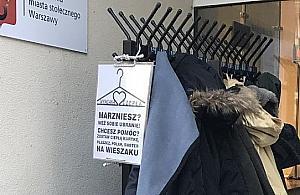 Wymiana ciep�a w Warszawie. Oddaj odzie� potrzebuj�cym