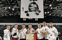 Mistrzostwa �wiata w karate. Br�zowy medal dla zawodnika z Bia�o��ki