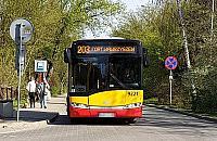 Autobusem na M�ociny. Co z przed�u�eniem 203?