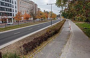 """Leszno: budowa znowu op�niona. B�dzie """"rowerowy teleport"""""""