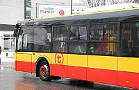 Aleja Zjednoczenia: autobusy wracaj�