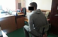 37-latek w r�kach policji. Zarzut: usi�owanie zab�jstwa