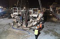 Budowa metra przyspiesza. Mechaniczne krety w drodze