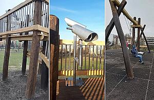 Nowe atrakcje w parku G�rczewska. Co z t�ni�?