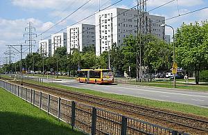 Zielona Broniewskiego. Znikn� miejsca parkingowe?