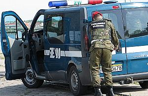 Tragedia w CSP. Komandos postrzeli� �o�nierza