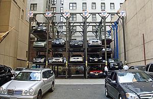 Mia�y rozwi�za� problem parkowania. Wydali�my p� miliona