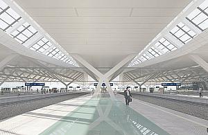 Dworzec Zachodni dro�szy o miliard? Kosmiczna cena za remont
