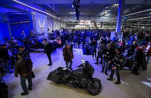 Warsaw Motorcycle Show prze�o�ony. Pow�d? Koronawirus