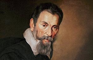 S�ynny ksi�dz patronem ulicy. Kim by� Claudio Monteverdi?