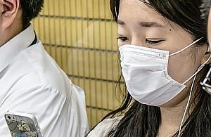 Nadarzy�ska przychodnia uczy o koronawirusie