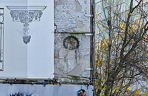 Kapliczka z Wolskiej uratowana. Zaskakuj�cy pomys�