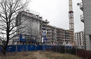 Tarchomin w budowie. Powstaje najwy�szy blok osiedla