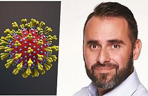 Bia�o��ka kontra wirus. Burmistrz prosi, by dzieci zosta�y w domach