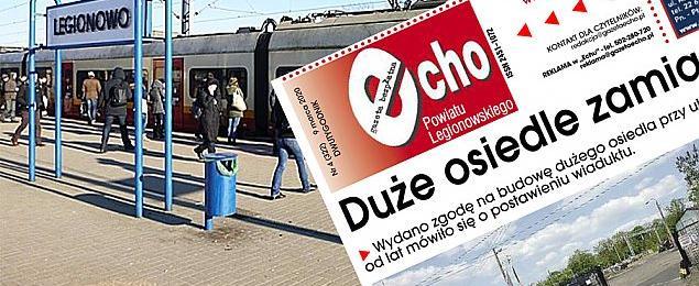 """""""Echo Powiatu Legionowskiego"""" zawieszone. W��cz powiadomienia naszego portalu"""