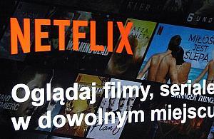 """Nowe oszustwo """"na Netflixa"""". Jak si� chroni�?"""