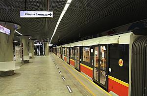 Metro na Woli gotowe. Trwa szkolenie maszynist�w