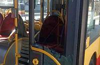 """Awantura w autobusie. """"Chcia� roz�adowa� z�o��"""""""