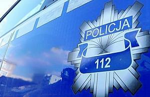 Policja eskortowa�a rodz�c� do szpitala