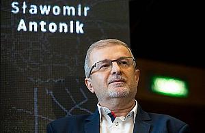 Burmistrz Antonik odchodzi. Zosta³ prezesem SM Bródno
