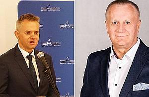 Robert Wróbel z³o¿y³ rezygnacjê z funkcji starosty. Sylwester Sokolnicki wybrany online