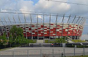 Stadion Narodowy na Bia�o��ce. �yliby�my w innej rzeczywisto�ci