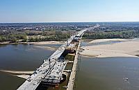 Oficjalnie: Budowa mostu op�niona