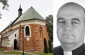 Zmar� Piotr Urbanowski, ksi�dz z Tarchomina