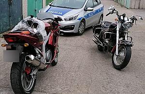Motocykle znikn�y z gara�y. Na celowniku Tarchomin i Aluzyjna