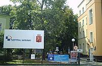 Koronawirus w Szpitalu Wolskim. Ca�y oddzia� zamkni�ty