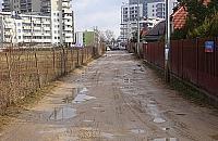 Kryzys wyci�� Topolow�. Budowy ulicy nie b�dzie