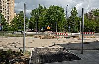 G�rczewska: buduj� parking, buduj� �wiat�a