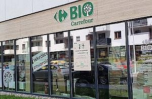 Carrefour Bio na Bemowie. Czy to siê przyjmie?