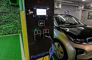 Gdzie powstan� nowe stacje �adowania pojazd�w na Targ�wku?