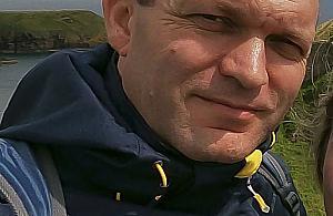 Zagin�� Miko�aj �li�y�ski, bloger z Warszawy