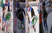 Kradzie� w spo�ywczym przy My�liborskiej. Policja prosi o pomoc