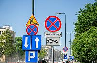 Na G�rczewskiej zapad�a si� jezdnia. Du�e utrudnienia