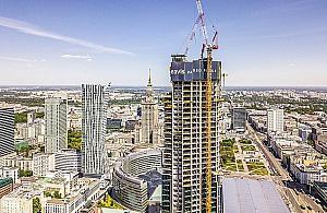 200 metr�w i ro�nie. Varso b�dzie najwy�szym budynkiem w Warszawie