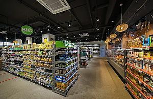 """Carrefour Bio ju¿ dzia³a. Nowa odmiana """"marketów"""""""
