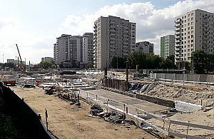 Budowa metra opóźniona. Termin wrzesień 2021 nieaktualny
