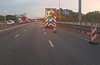 Po wypadku na S8. Jezdnia pozostanie zamkni�ta