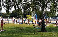 Aquapark Moczyd�o zn�w oblegany. Bilet tylko na trzy godziny