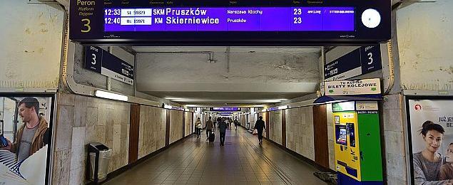 Rusza przebudowa Zachodniego. Najdro�sza inwestycja w Warszawie