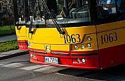 Autobus�w jednak zabrak�o. 15 linii sparali�owanych