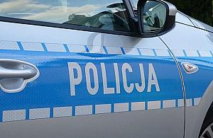 Kierowca potr±ci³ policjantów. Strza³y i po¶cig na S8