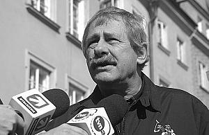 Zmar³ Andrzej Strzelecki. Jemu zawdziêczamy najlepsze lata Rampy
