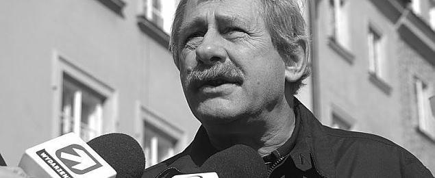Zmarł Andrzej Strzelecki. Jemu zawdzięczamy najlepsze lata Rampy