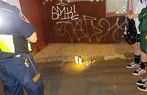 Nastolatki zniszczy�y elewacj�. Zap�ac� za usuni�cie graffiti