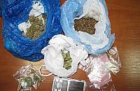 Diler na S�odowcu. W mieszkaniu mia� 400 porcji marihuany